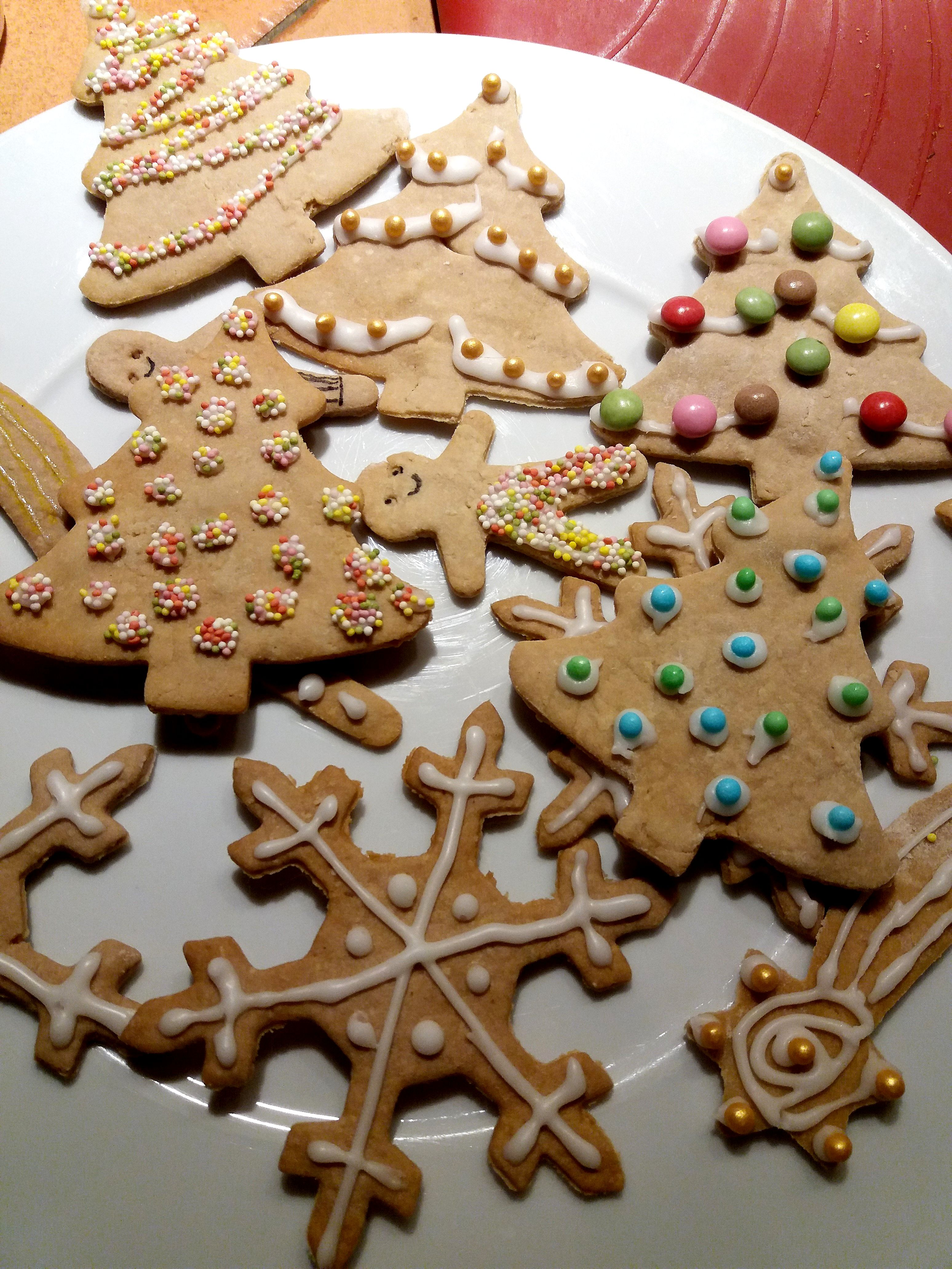 Pate A Biscuits Ideale Pour Noel